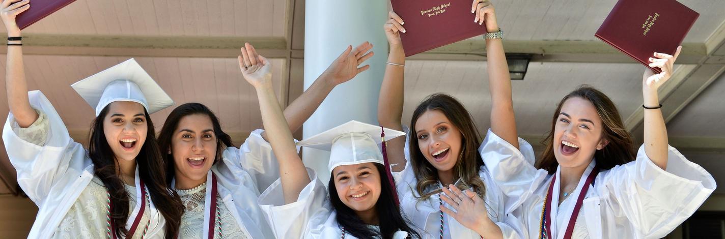 Congrats, Graduate!