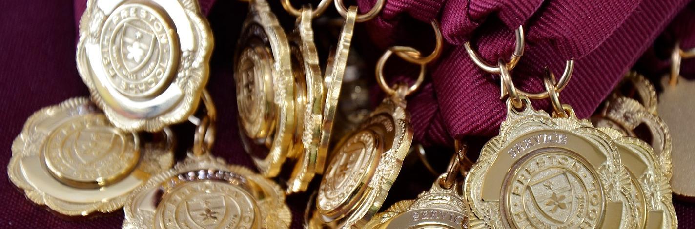 PHS Medals