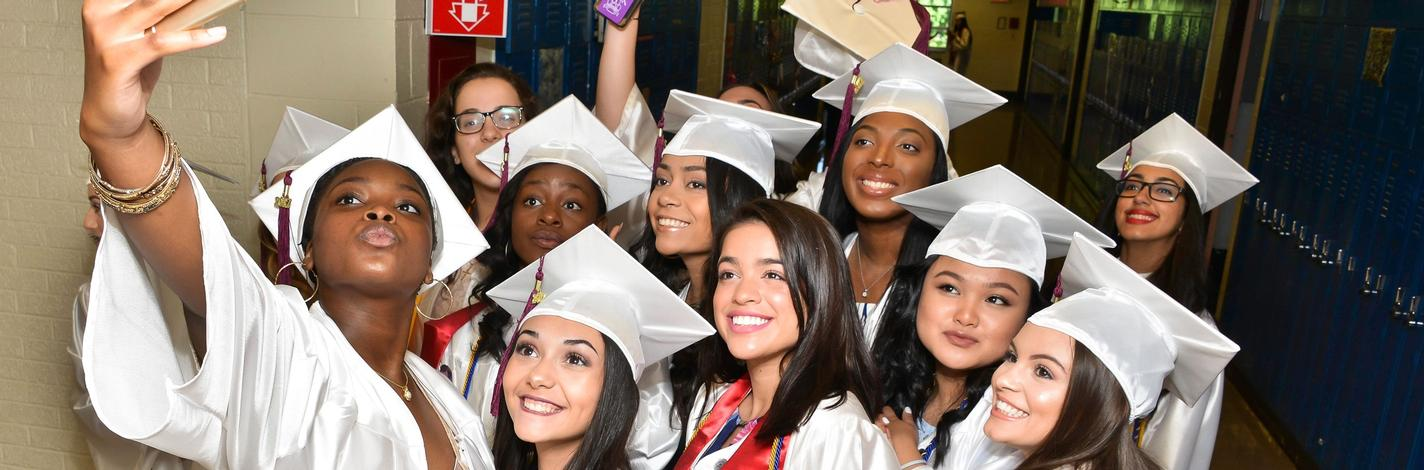 Preston Grads
