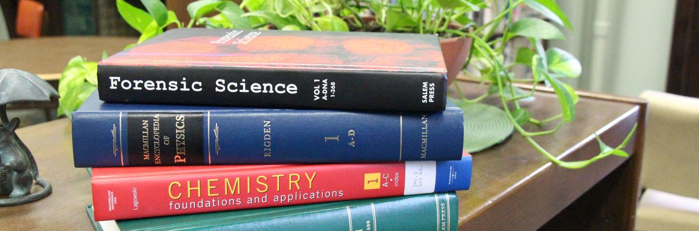 Library Books Science